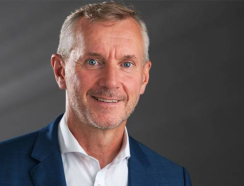 RFS Appoints Konrad Schütte As Vice President of Transformation and Strategy