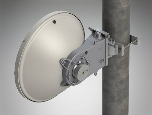 RFS Announces Development of Dual Band Microwave Antenna Solutions