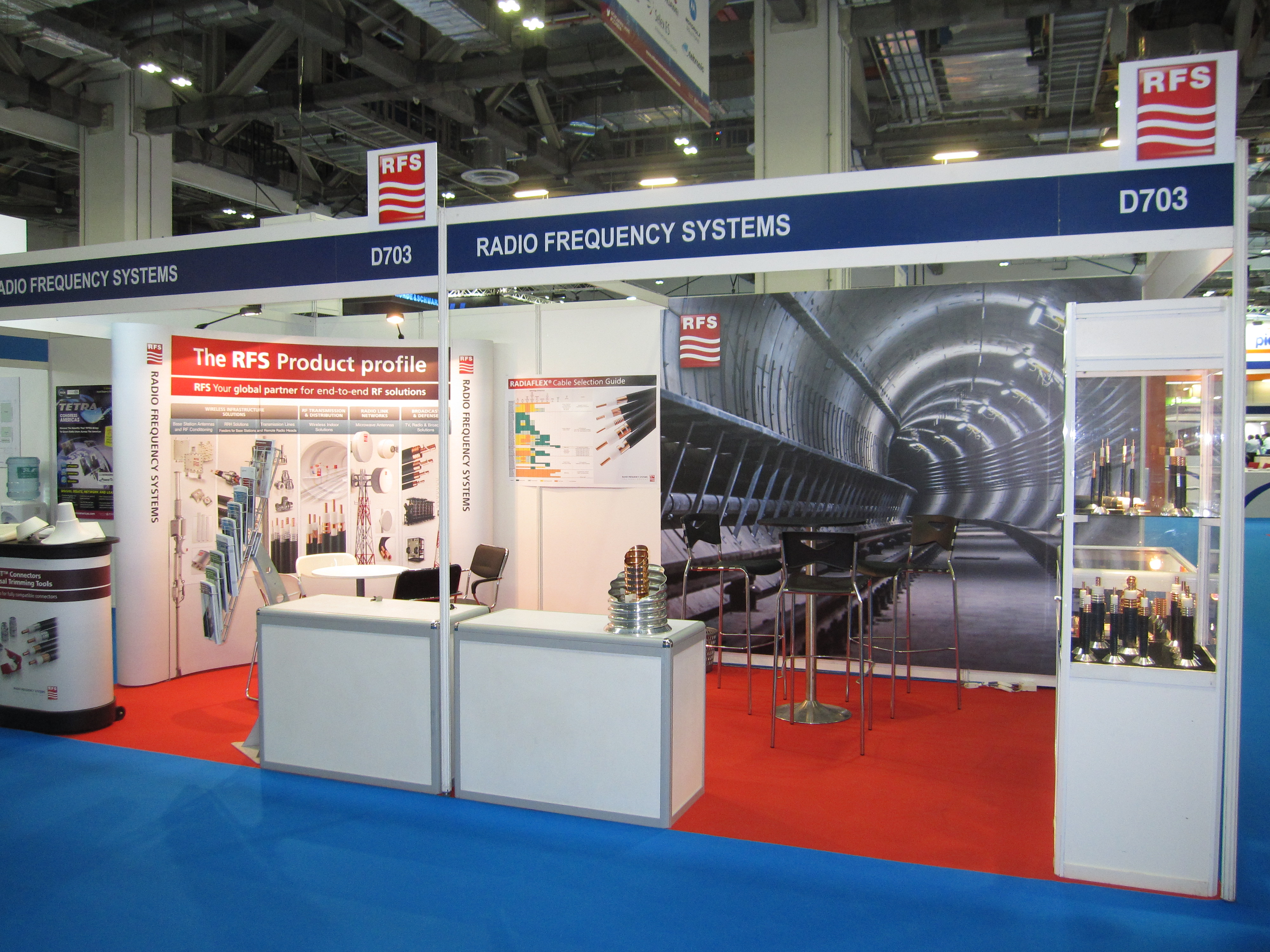 RFS: RFS In-Tunnel And In-Building Wireless