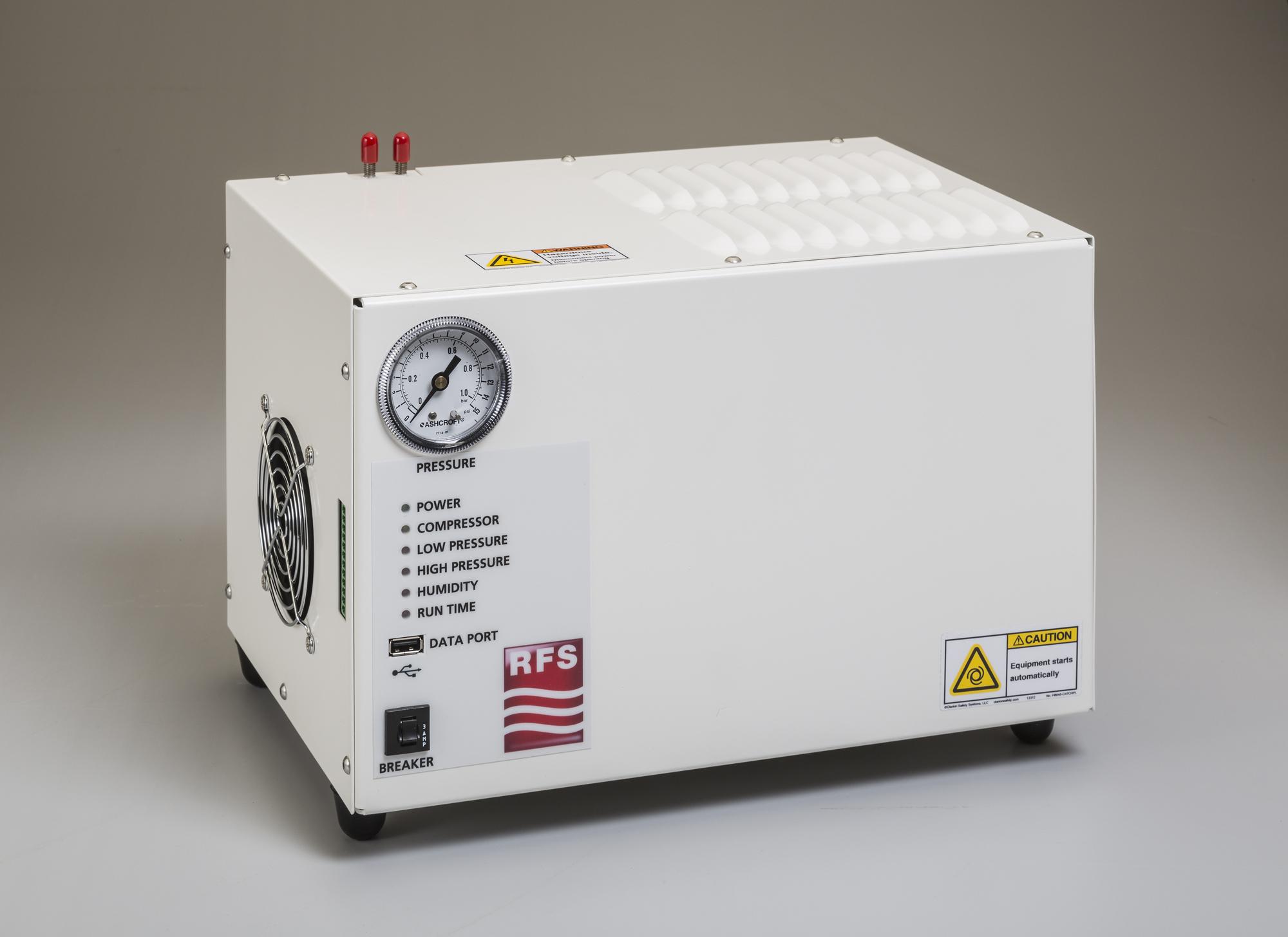 RFS: RFS Announces Digital Dehydrator For Microwave