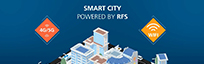 Smart city powered by RFS - Urban solutions for smart partners